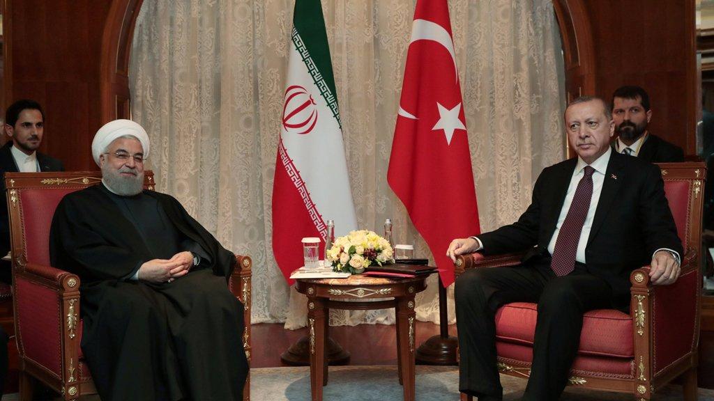 تركيا تأمل في عملية مشتركة مع إيران ضد حزب العمال الكردستاني