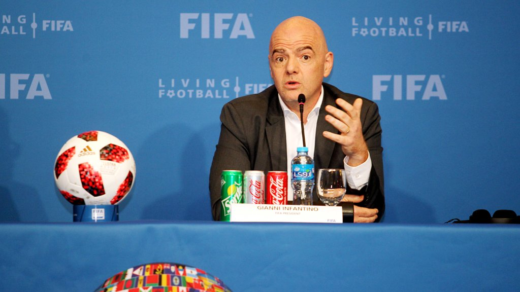 الفيفا يدرس إمكانية استضافة دول خليجية مجاورة لقطر كأس العالم 2022