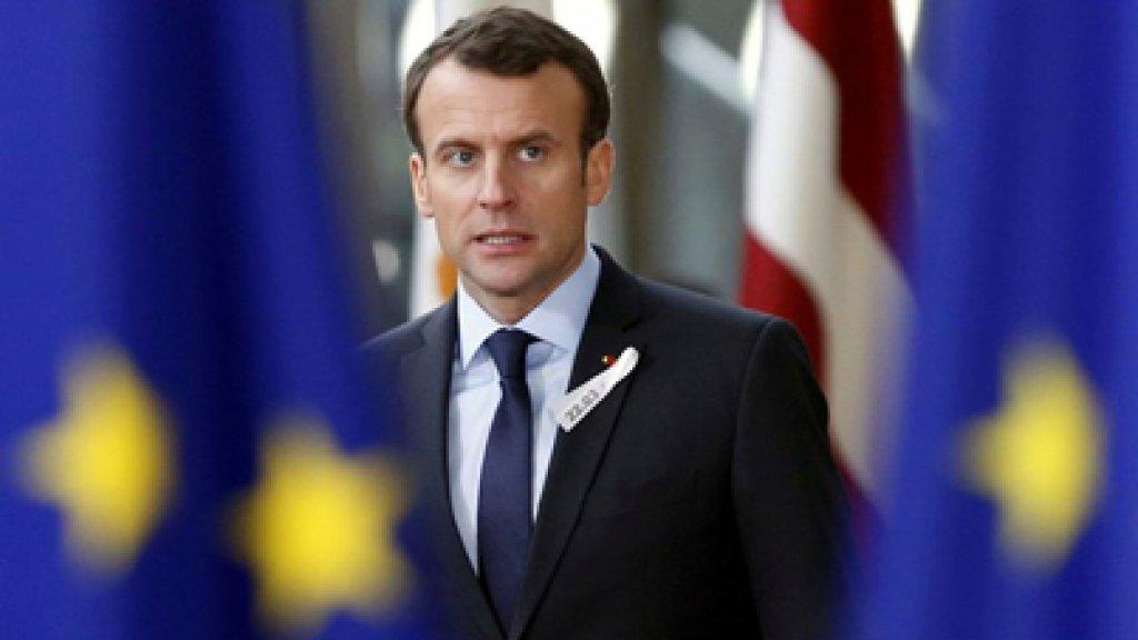 ماكرون: فرنسا هي البلد الأكثر استعدادا لخروج المملكة المتحدة من دون إتفاق