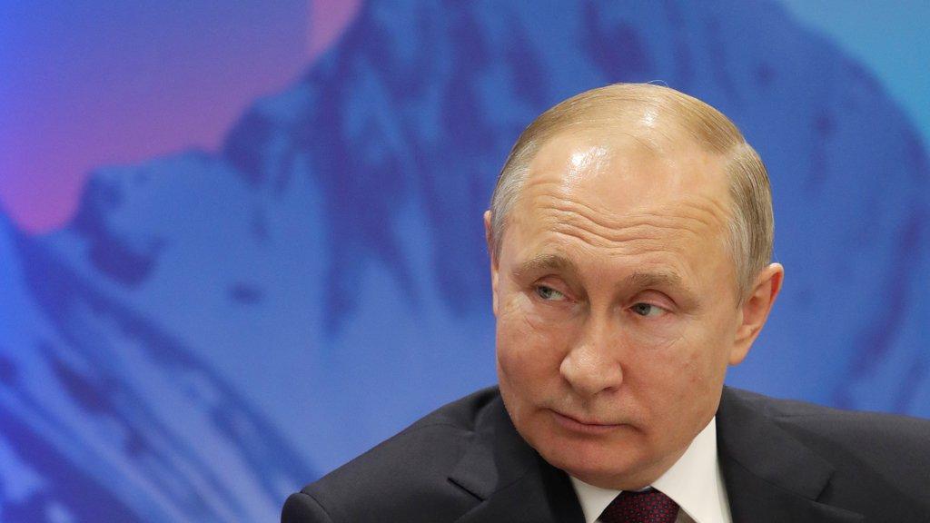 روسيا: العقوبات الأمريكية