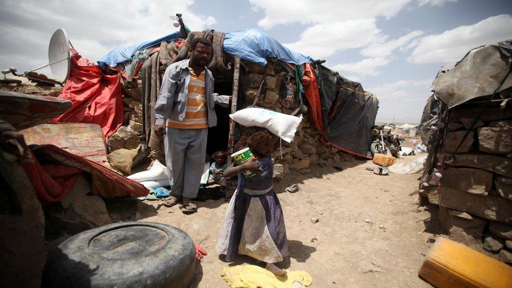 رمضان اليمن: بؤس وقذائف وفقر