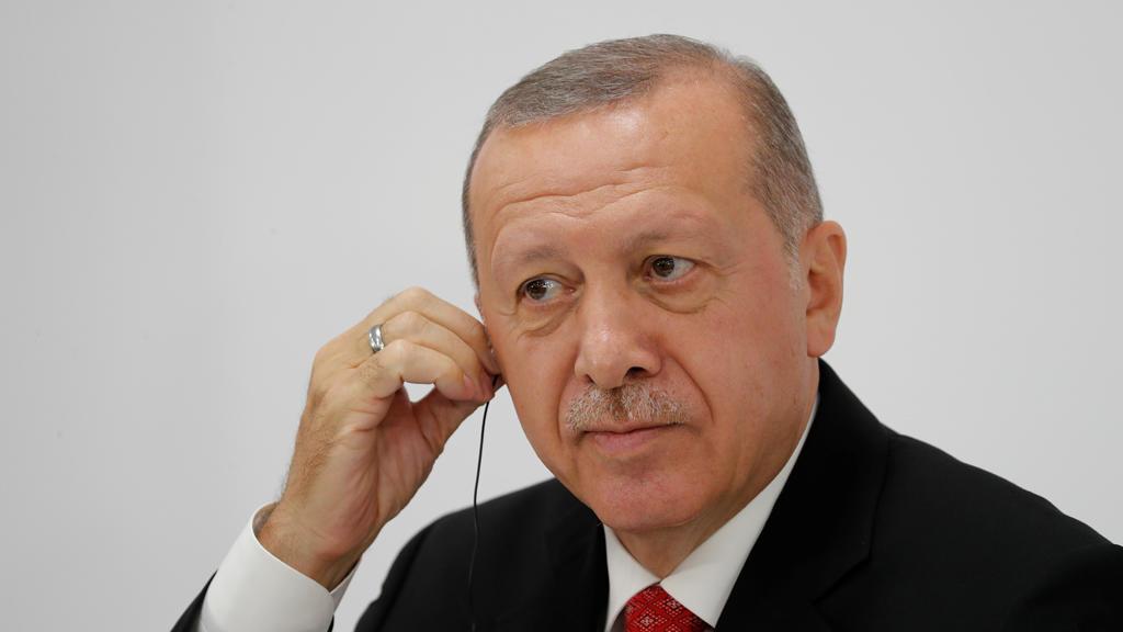 رغم اعتراض واشنطن ... أردوغان: بدء تسلم منظومة إس-400 الروسية خلال 10 أيام
