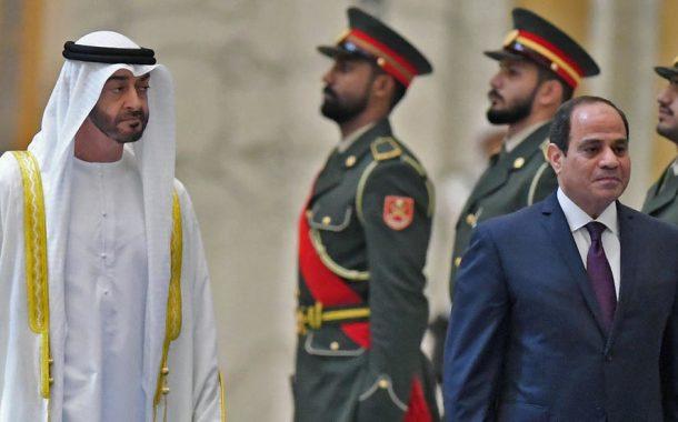 الإمارات ومصر تطلقان برنامج استثمارات مشتركاً بقيمة 20 مليار دولار