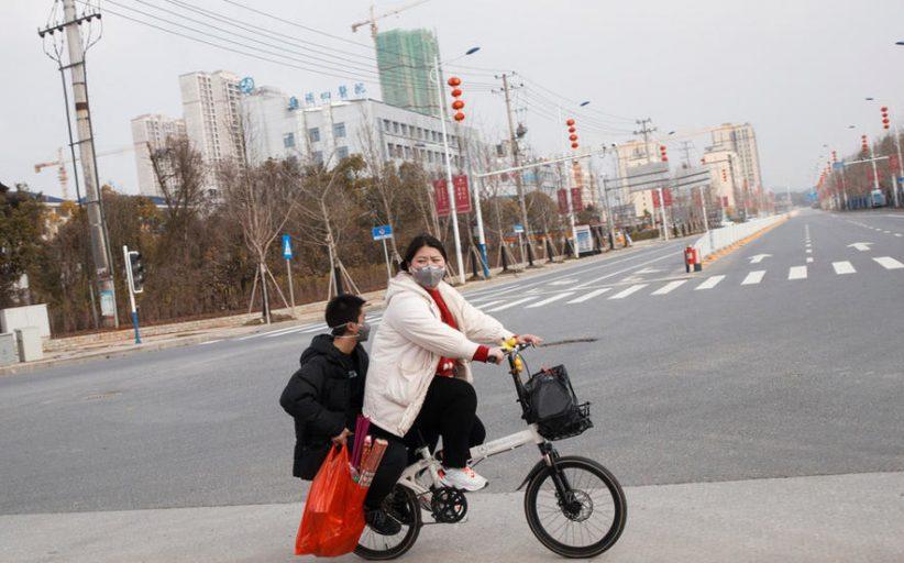 الصين: 106 حالة وفاة بسبب