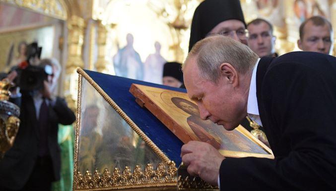 كنيسة روسيا الأرثوذكسية