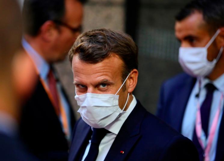 ماكرون يعزز الوجود العسكري الفرنسي في شرق المتوسط