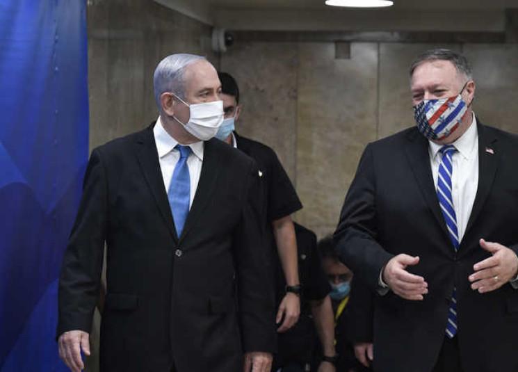 بومبيو: السلام بين الإمارات وإسرائيل يجلب الاستقرار