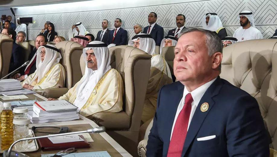 اجتماع عربي أوروبي في الأردن لبحث دعم السلام بين إسرائيل والفلسطينيين
