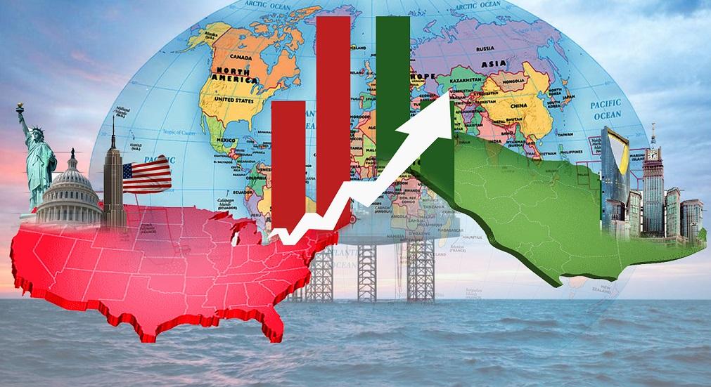 النموذج الأمريكي في العلاقات السعودية الدولية
