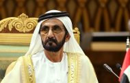 محمد بن راشد يوجه رسالة لكل المسؤولين العرب