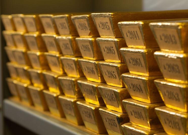 الذهب إلى انخفاض
