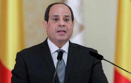 السيسي محذرا المصريين من مخاطر النمو السكاني: