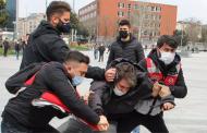 الشرطة تعتقل عشرات الطلاب احتجوا ضد تعيين إردوغان مقرباً منه عميداً لجامعة البوسفور
