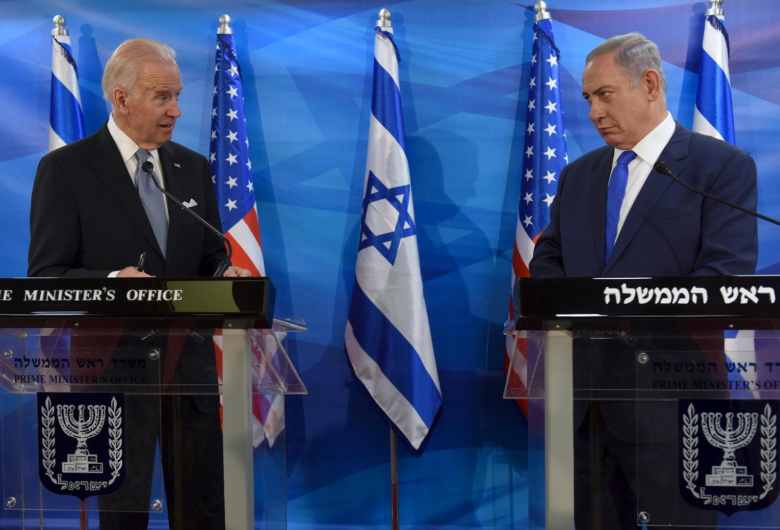 البيت الأبيض يوضح: بايدن لم يطلب من نتنياه وقف إطلاق النار مع الفلسطينيين