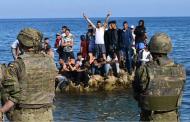 السلطات الإسبانية تعلن أن نحو ألف مهاجر قاصر ما زالوا في جيب سبتة